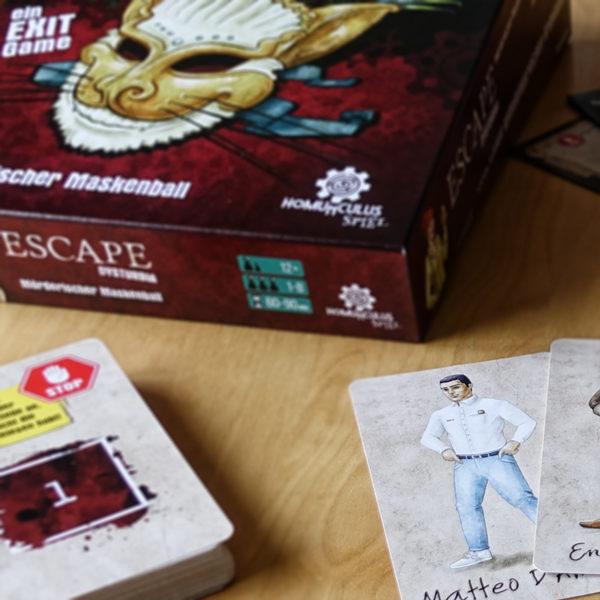 homunculus SPIEL: Brettspiele