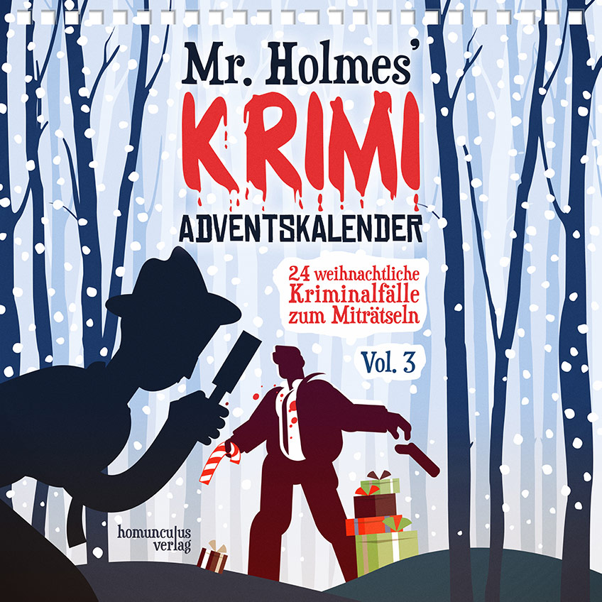 Mr. Holmes' Krimi-Adventskalender Vol. 3