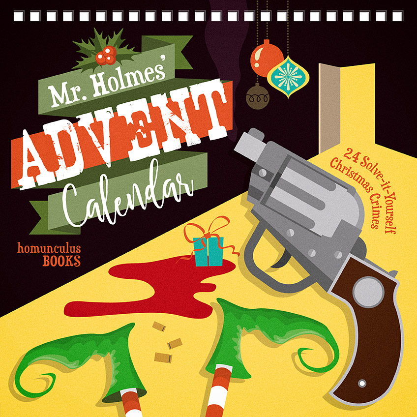 Cover: Holmes Advent Calendar